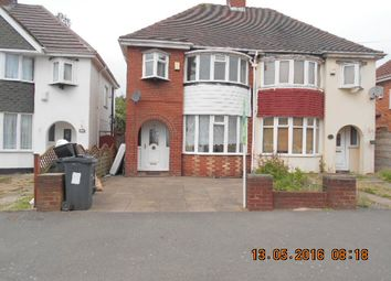 Thumbnail 3 bed semi-detached house for sale in Cockshut Hill, Yardley
