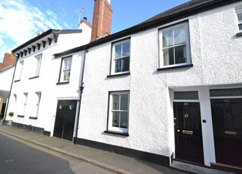 Thumbnail 4 bedroom terraced house for sale in Monmouth Street, Topsham, Exeter