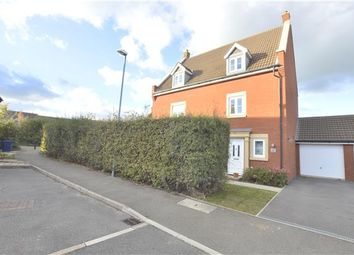 Thumbnail 3 bed end terrace house for sale in Henry Crescent, Walton Cardiff, Tewkesbury, Gloucestershire