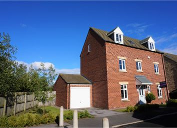 Thumbnail 4 bed detached house for sale in Tatton Lane, Wakefield