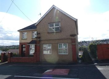 Thumbnail 1 bed flat to rent in Woodfield Terrace, Woodfieldside, Blackwood