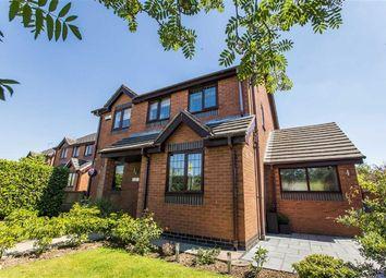 Thumbnail 4 bed detached house for sale in Rownall Road, Werrington, Stoke-On-Trent
