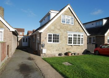 Thumbnail 3 bed detached bungalow for sale in Willow Garth, Eastrington, Goole
