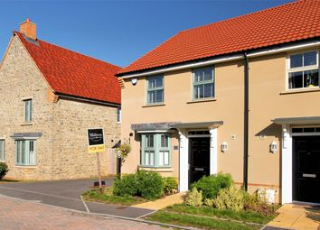 Thumbnail 3 bedroom end terrace house for sale in Harvest Way, Thornbury, Bristol