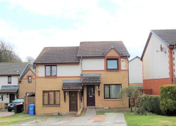 Thumbnail 2 bed semi-detached house for sale in Meadowbank Road, Kirknewton