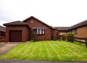 Thumbnail 3 bed detached bungalow for sale in Barlings Close, Gainsborough