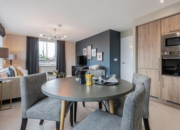 "Thumbnail 2 bed flat for sale in ""The Lawrie B Grd Floor"" at Inchgarvie Loan, Glasgow"