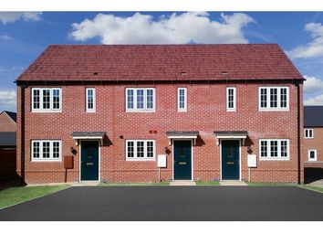 Thumbnail 2 bed town house for sale in 71, Woodstone Lane, Ravenstone, Leicestershire