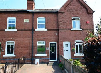 Thumbnail 2 bed terraced house for sale in Doles Lane, Findern, Derby