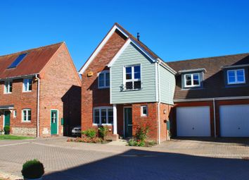 Thumbnail 4 bed semi-detached house to rent in Lymington, Hampshire
