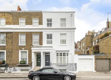 Thumbnail 4 bed end terrace house to rent in Ovington Street, London