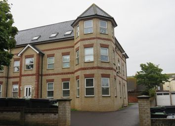 Thumbnail 3 bedroom flat to rent in Grosvenor Road, Weymouth