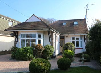 Thumbnail 4 bed detached house for sale in Woodberry Close, Leigh-On-Sea