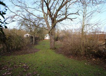 Thumbnail Land for sale in Plot 2, Roydon Lodge Chalet Estate, Roydon, Essex