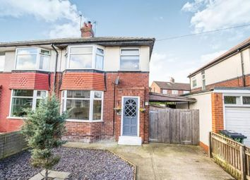 Thumbnail 3 bed semi-detached house for sale in Harlow Park Road, Harrogate, North Yorkshire, .