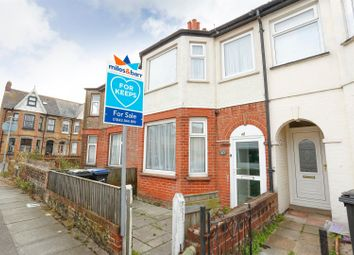 3 bed terraced house for sale in Crescent Road, Birchington CT7