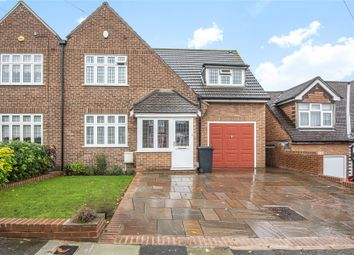 Thumbnail 4 bed semi-detached house for sale in Cherry Walk, Bromley