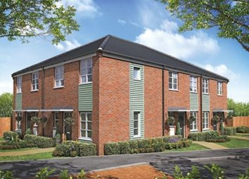 "Thumbnail 1 bed terraced house for sale in ""The Aster"" at Boston Road, Kirton, Boston"