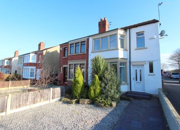 Thumbnail 3 bed end terrace house for sale in Ashfield Road, Bispham, Blackpool