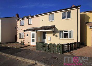 3 bed semi-detached house for sale in William Gough Close, Cheltenham GL51