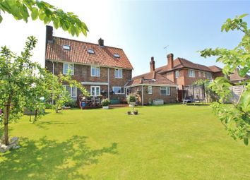Thumbnail 5 bedroom detached house for sale in Forest Road, Broadwater, Worthing, West Sussex