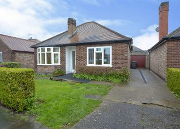 Thumbnail 2 bed detached bungalow for sale in Rufford Road, Long Eaton, Nottingham