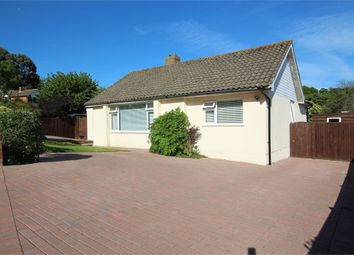 Thumbnail 3 bed detached bungalow for sale in Ashford Way, Hastings, East Sussex