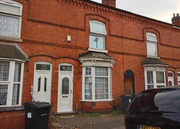 Thumbnail 3 bed terraced house for sale in Holder Road, Sparkbrook, Birmingham