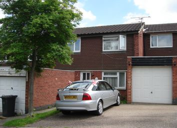 Thumbnail 3 bed semi-detached house to rent in Illingworth Road, Leicester