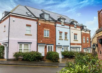 Thumbnail 3 bed town house for sale in Isabel Lane, Kibworth, Leicester