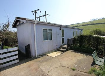 Thumbnail 2 bed mobile/park home for sale in Beechdown Park, Totnes Road, Paignton