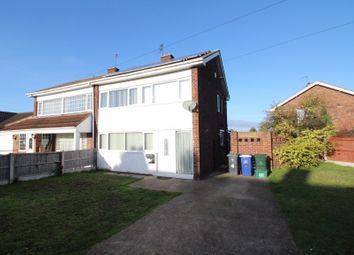 Thumbnail 3 bed semi-detached house for sale in Bond Street, New Rossington, Doncaster