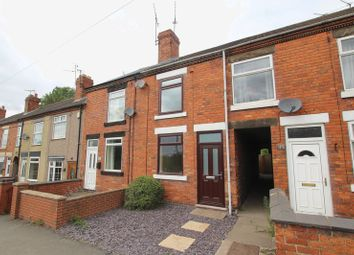 Thumbnail 2 bed terraced house to rent in Peasehill, Ripley