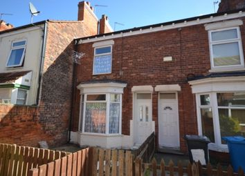 Thumbnail 2 bed terraced house to rent in Sunnydene Villas, Estcourt Street, Hull