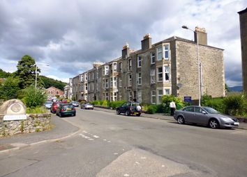 Thumbnail 2 bed flat for sale in Flat 2/2, 10, The Terrace, Ardbeg, Rothesay, Isle Of Bute