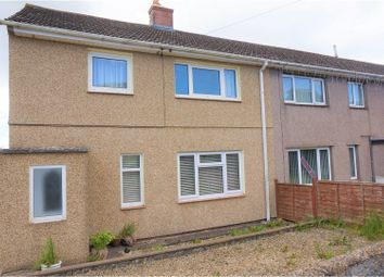 Thumbnail 3 bed terraced house for sale in Hill Crescent, Ebbw Vale
