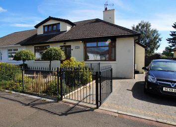 Thumbnail 4 bed semi-detached house for sale in Cochrane Street, Strathaven