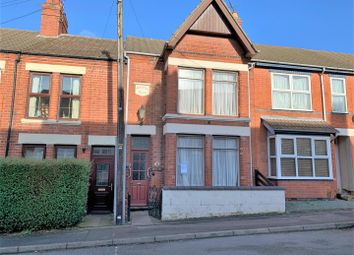 3 bed terraced house for sale in St. Saviours Road, Coalville LE67