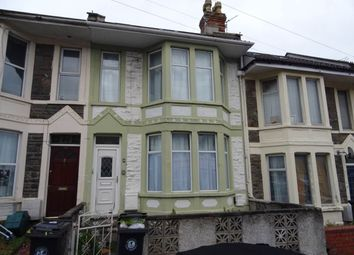 Thumbnail 6 bedroom terraced house to rent in Beverley Road, Horfield, Bristol