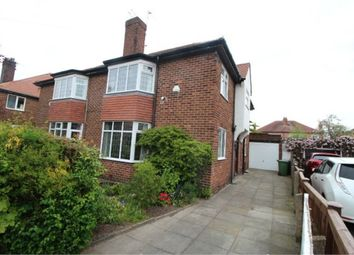 Thumbnail 3 bed semi-detached house for sale in Moor Drive, Liverpool, Merseyside