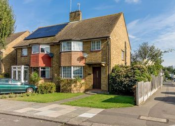 Thumbnail 3 bed semi-detached house for sale in Leigh-On-Sea, Essex