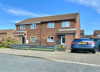 Thumbnail 3 bed semi-detached house for sale in Bembridge Road, Eastbourne