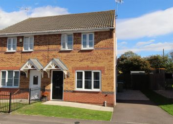 Thumbnail 3 bed semi-detached house for sale in Forest Rise, Worksop