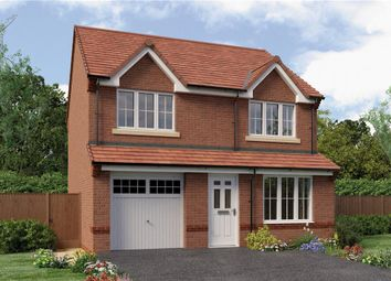 "Thumbnail 3 bed semi-detached house for sale in ""The Larkin"" at Park Road South, Middlesbrough"