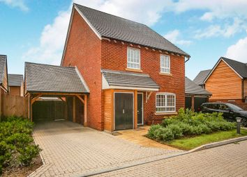 Thumbnail 4 bed detached house for sale in Pine Way, Ashford