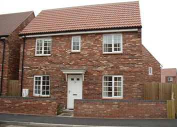Thumbnail 3 bed detached house to rent in Hornchurch Road, Bowerhill, Melksham