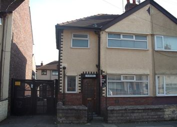 Thumbnail 3 bed terraced house to rent in Bellamy Road, Anfield, Liverpool, Merseyside