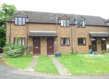 Thumbnail 2 bed terraced house for sale in Holmleigh Close, Northampton, Northamptonshire