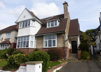 Thumbnail 4 bedroom detached house for sale in Amherst Road, Bexhill-On-Sea