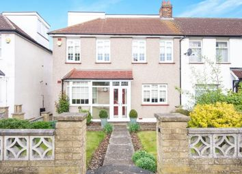 Thumbnail 4 bed end terrace house for sale in Trent Gardens, Southgate, London, .